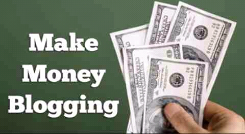 7 Ways To Make Money From A Wordpress Or A Blogger Blog