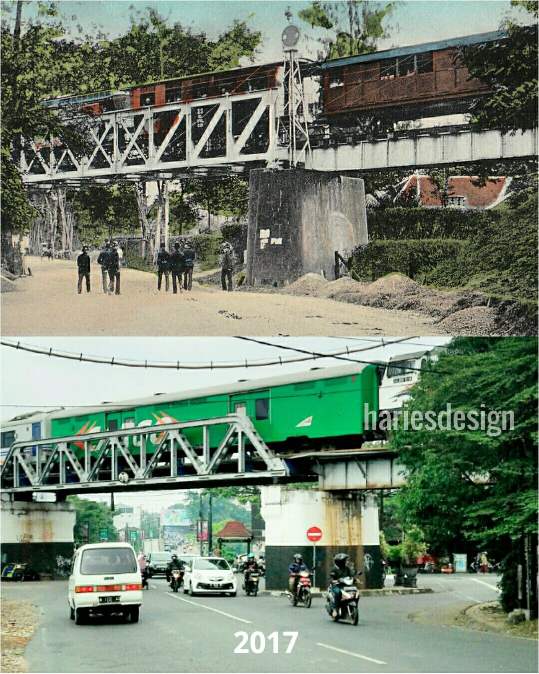 Foto Kota Malang Dulu Dan Sekarang