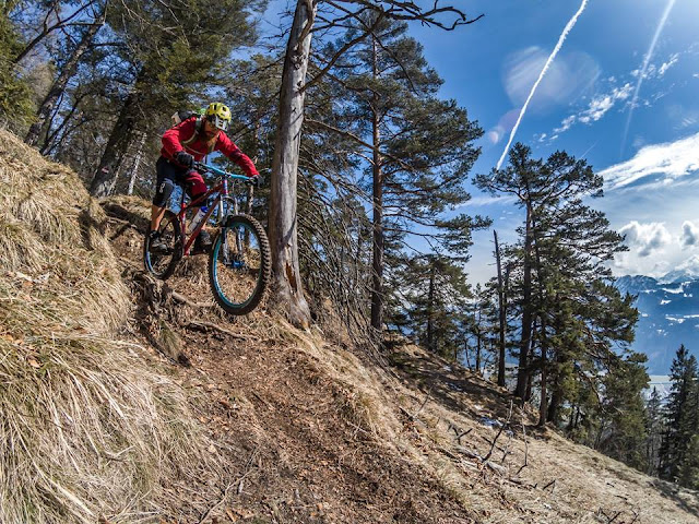 Kramsach Trails Mountainbike mtb