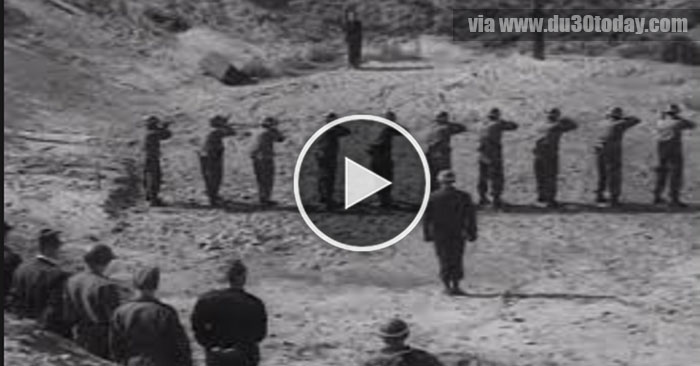 WATCH: Lim Seng the first person executed by Marcos Administration for Drug trafficking.