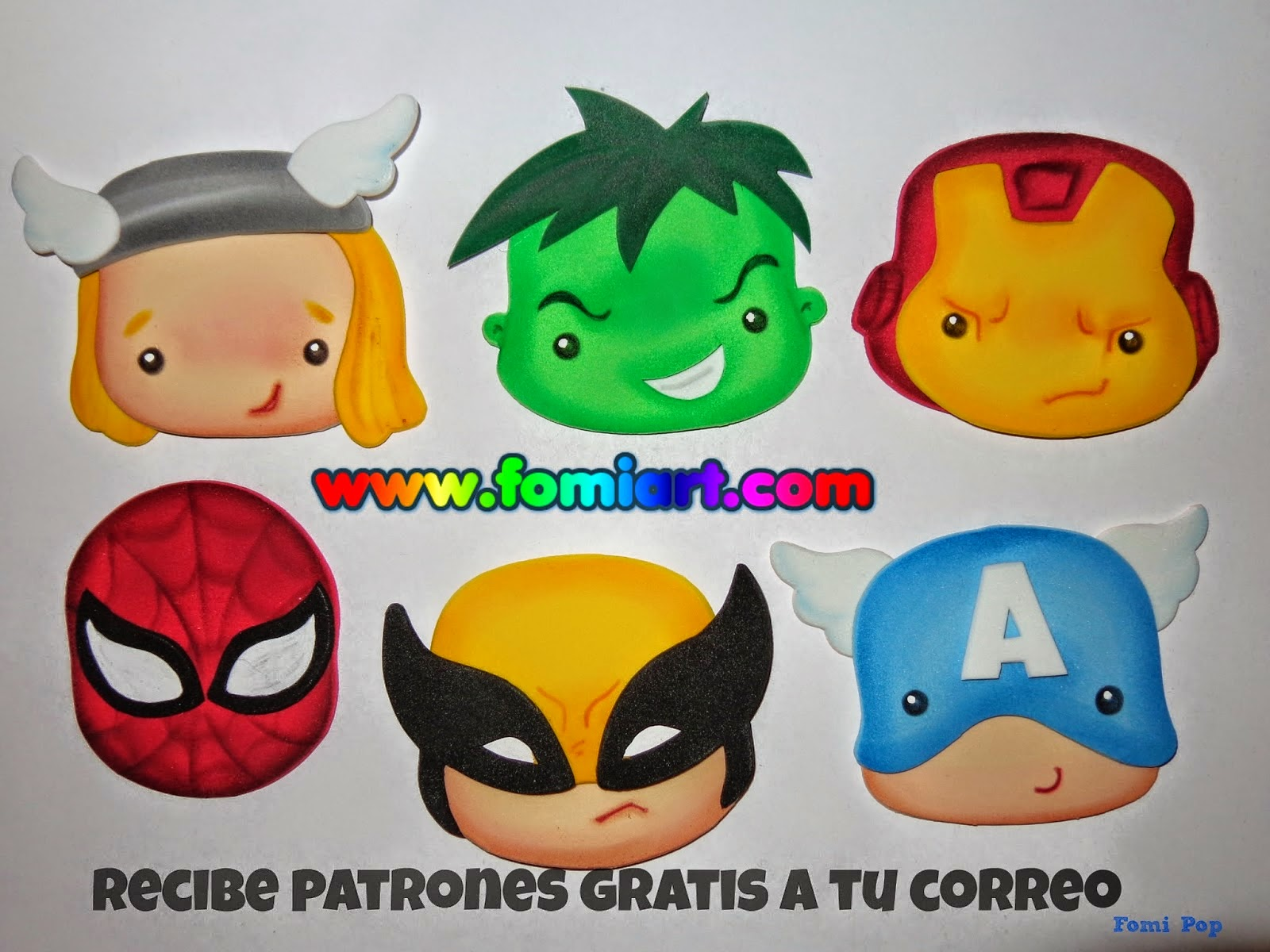 Super Heroes Squad