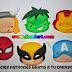 Video  : Cómo usar los Super Héroes Recomendaciones (Duración 10 min)
