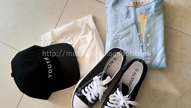 REVIEW | Shopping di Website SGShop Malaysia Buat Kali Kedua