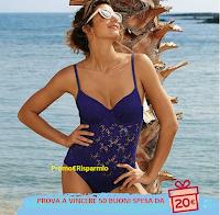 Logo Concorso ''Estate Lovable'' e vinci gratis 50 buoni spesa da 20€