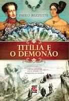 livro Titília e Demonão