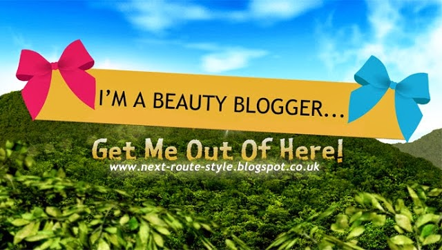 I'm a Beauty Blogger Get me Out of Here Tag
