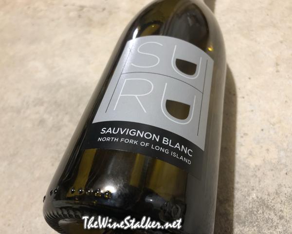 Suhru Sauvignon Blanc 2017