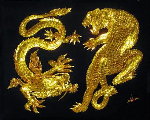 Naga vs Harimau - Peperangan Di Hujung Dunia