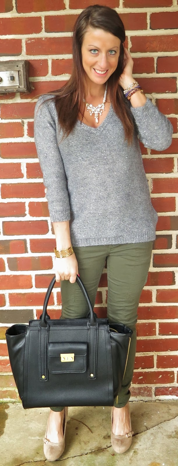 Fashion, green pants, ootd, Outfit Ideas, outfit of the day, Outfits, phillip lim for target, what i wore, zara,