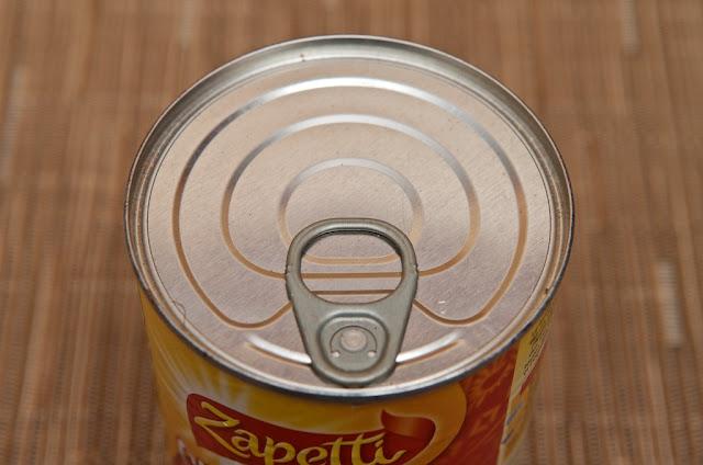 Conserve - Chili con Carne Zapetti -Tex-Mex - Bœuf - Plat préparé - Buitoni - Beef - Mexican food - Food -Spicy beef - Chili Zapetti -