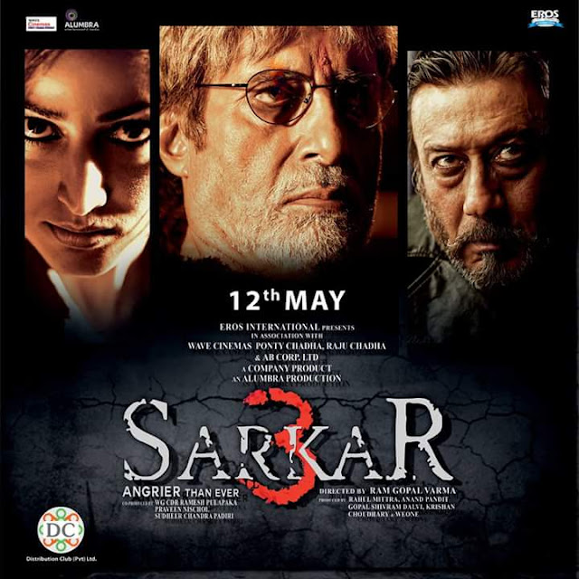 1st week collection of Amitabh Bachchan's Sarkar 3 - BollyQuick