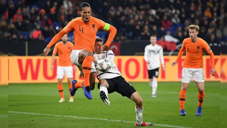 Prediksi Euro Qualification Jerman VS Belanda 7 September 2019