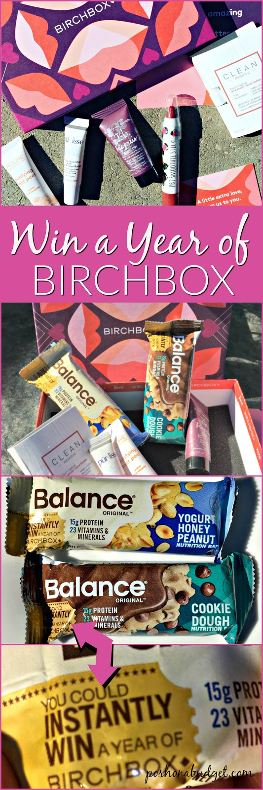 Win a year of Birchbox