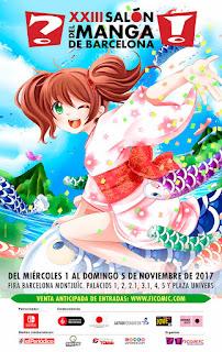 Salón del Manga de Barcelon