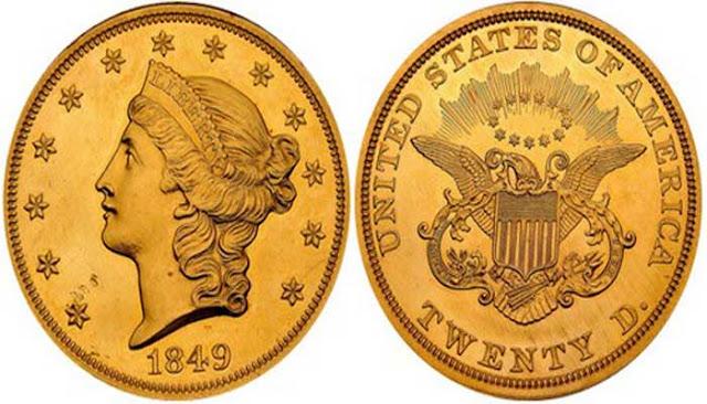 Koin Kuno Paling Langka Dan Berharga Di Dunia   10 KOIN KUNO PALING LANGKA DAN BERHARGA DI DUNIA
