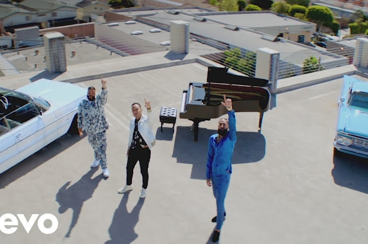 Must See: DJ Khaled - Higher Featuring Nipsey Hussle And John Legend