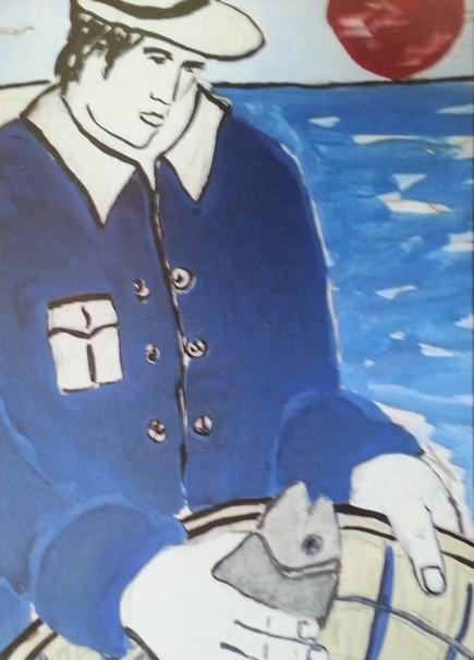 Künstler Aschaffenburg aschaffenburger künstler 571 arno backhaus in der galerie nelly
