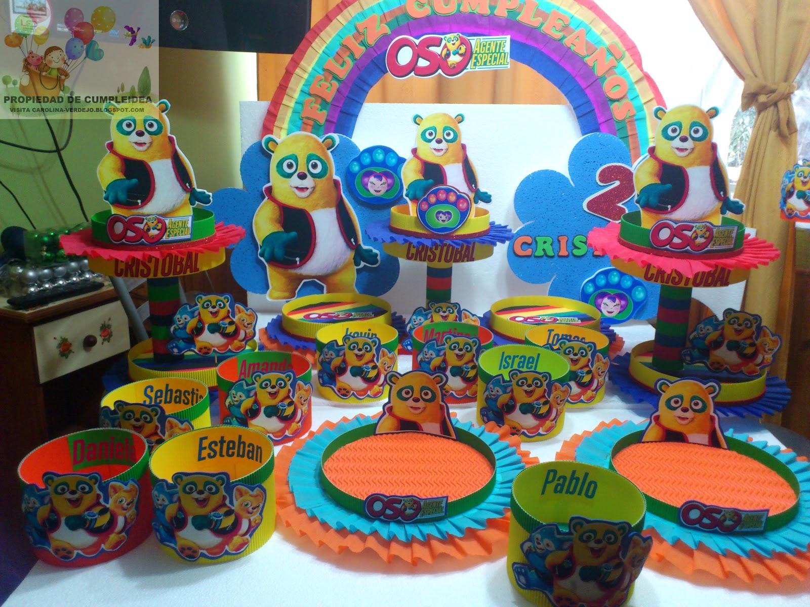 Decoracion De Fiestas Infantiles De Cars | mesa dulce para ...