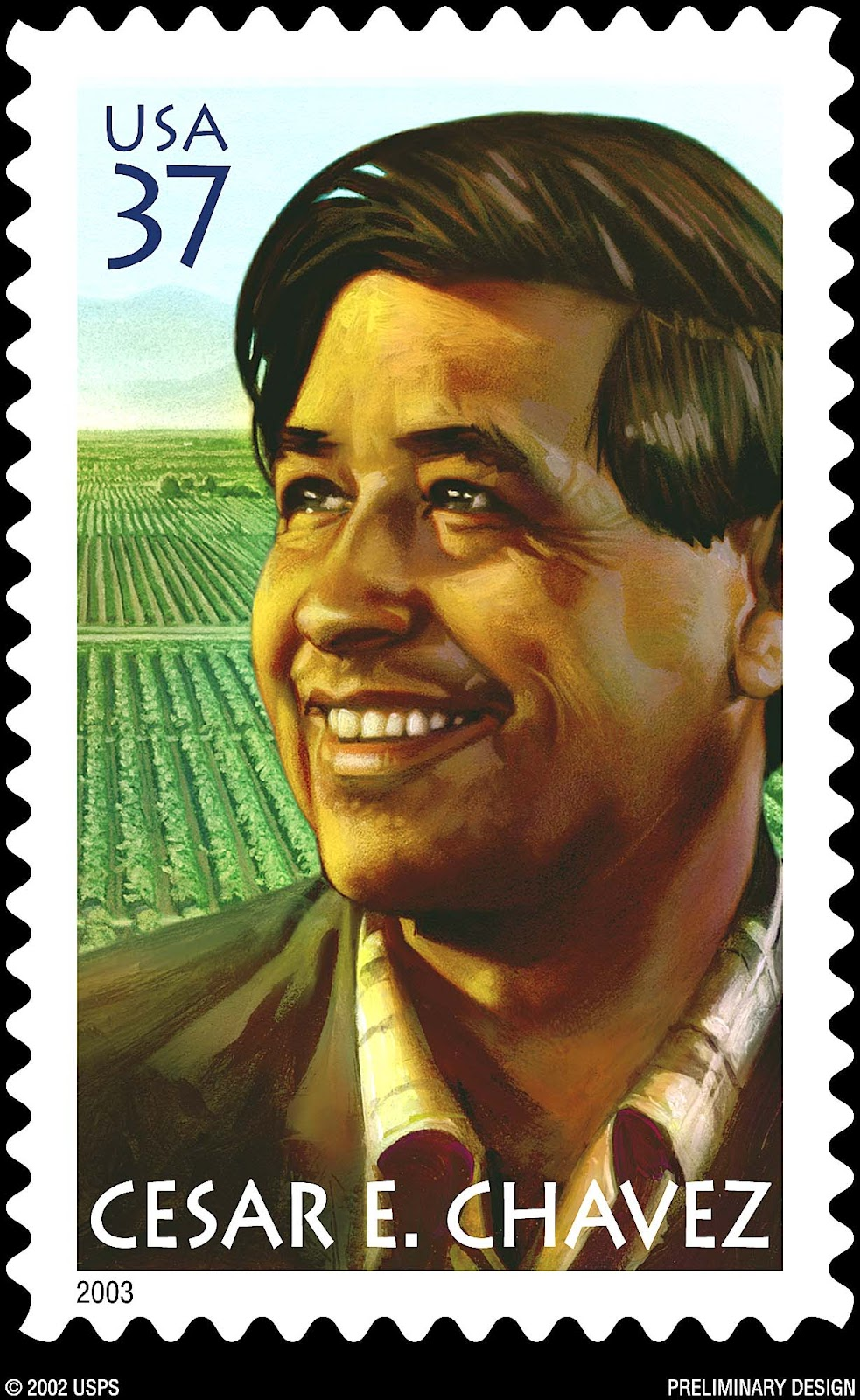 Us Citizenship Podcast Cesar Chavez Biography In Multiple