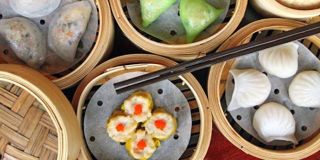 Resep Aneka Dimsum Ceker, Ayam, Udang, Sushi, dan Hakau