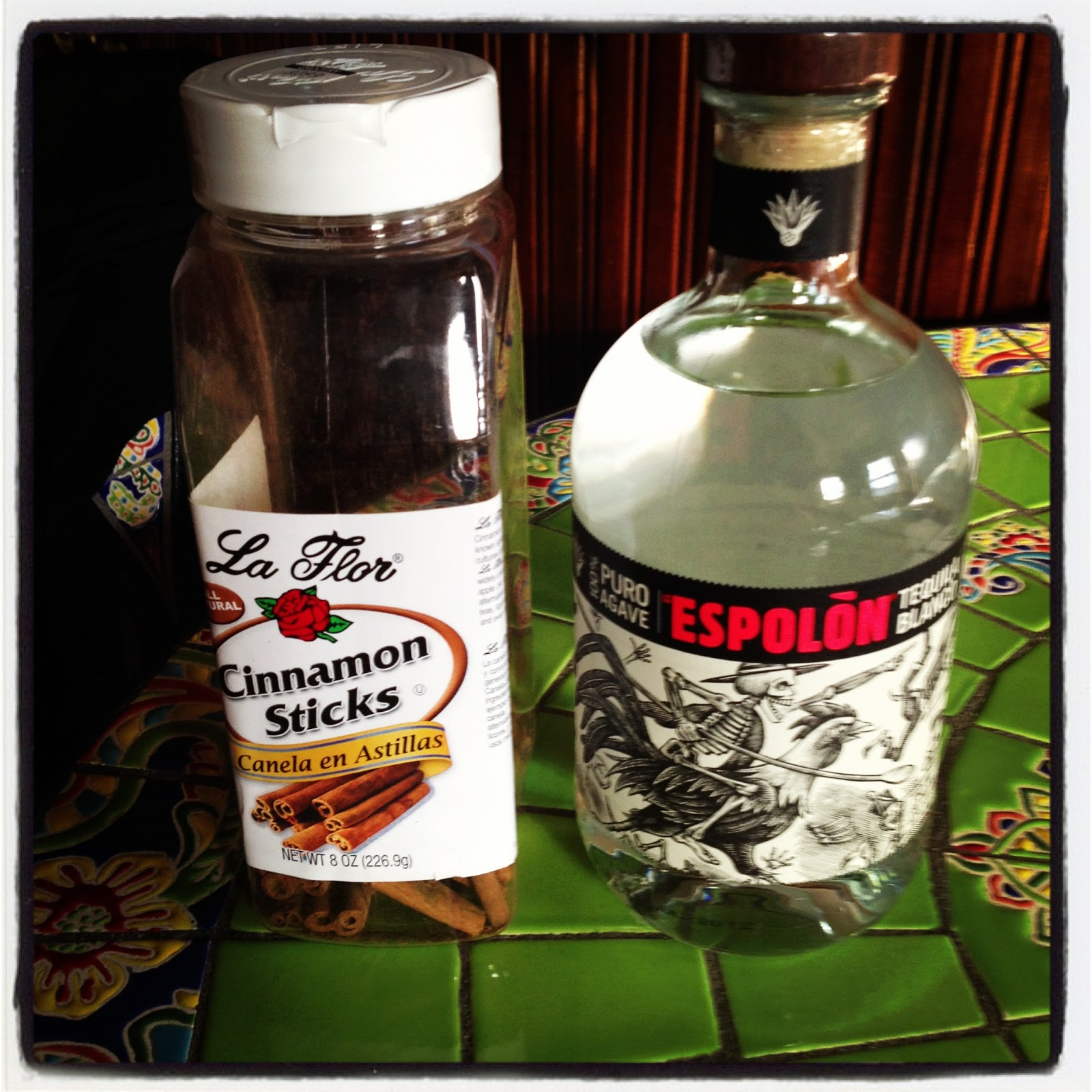 Liquor Ish How To Make Cinnamon Infused Tequila
