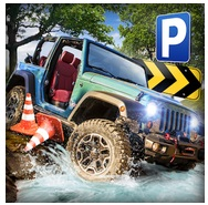 4x4 Offroad Parking Simulator Apk- Android Gameplay HD