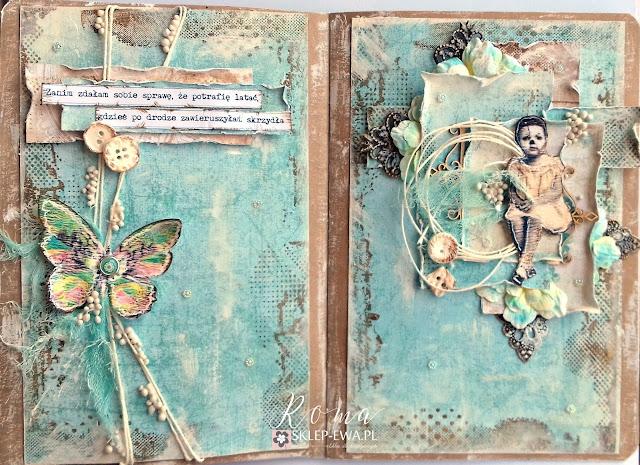 Art Journal - czy znacie już powabnego Aquariusa?