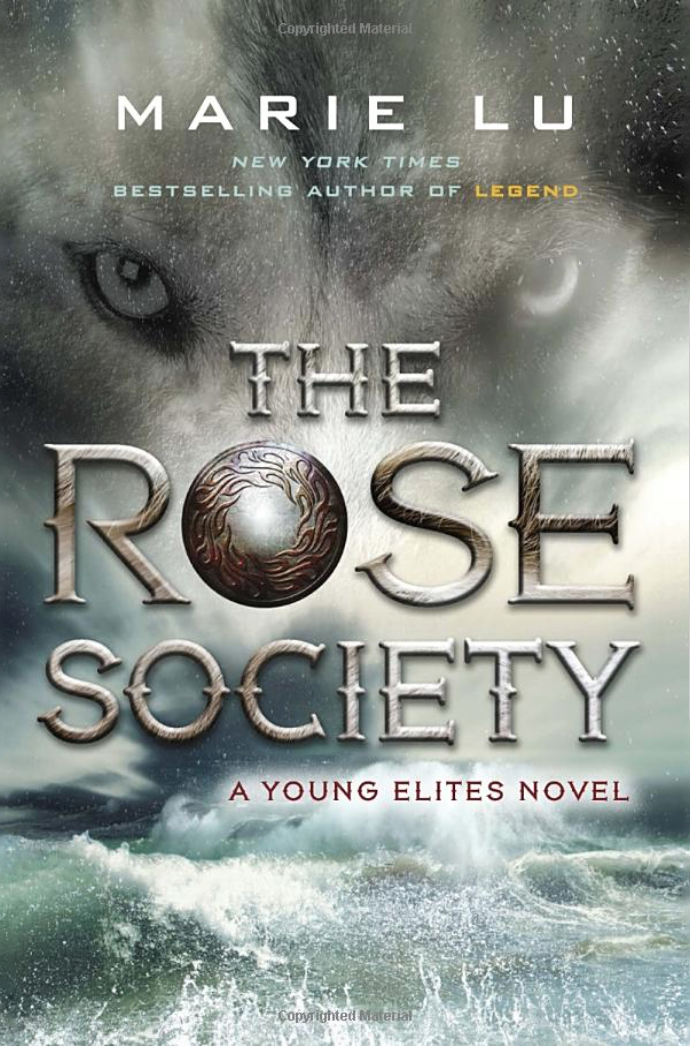 The Rose Society Marie Ly cover The Young Elites