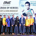 ONE CHAMPIONSHIP HOLDS ONE: KINGDOM OF HEROES OFFICIAL FACE-OFF AND OPEN WORKOUT SRISAKET SOR RUNGVISAI AND IRAN DIAZ READY TO RUMBLE THIS SATURDAY NIGHT