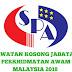 Jawatan Kosong Jabatan Perkhidmatan Awam Malaysia 2018