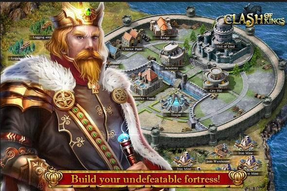 Vikings war of clans mod apk revdl | Vikings War of Clans