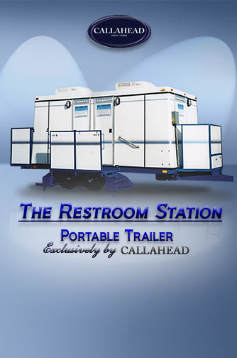 Restroom Trailers NY: The Restroom Station