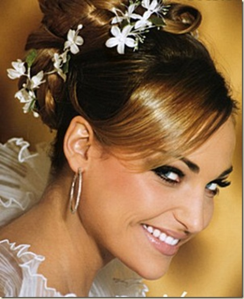 peinados de novia pelo corto peinados para fiesta