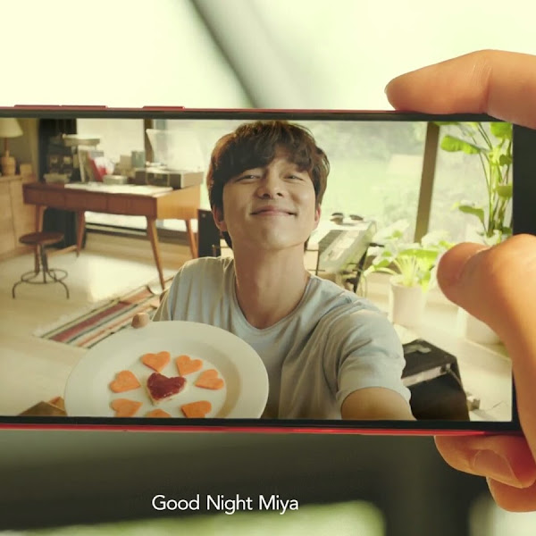 We Love Photo Bersama Gong Yoo