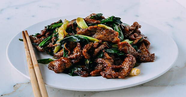 Scallion Beef Stir-fry Recipe
