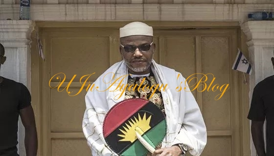 Nnamdi Kanu tells Igbos in North what to do before October 1
