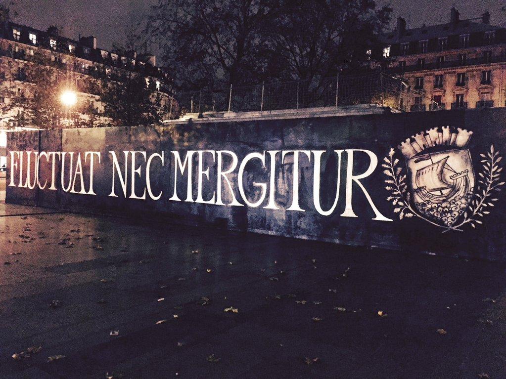 La devise de Paris : fluctuat nec mergitur | Le français entre ...