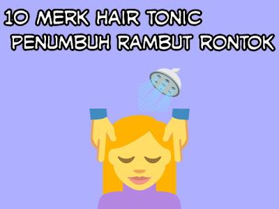 Silakan anda pilih salah satu merk penumbuh rambut anda