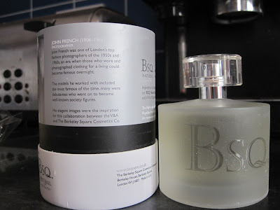 The BSQ. Natural Couture Fragrance Collection