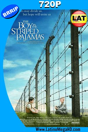 El Niño Con La Pijama De Rayas (2008) Latino HD 720P ()