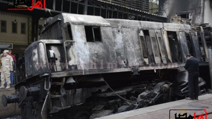 الحادث متعمد .. بالدلائل والاثباتات ظهور اكبر مفاجأة حدثت حتي الان في كارثة محطه مصر