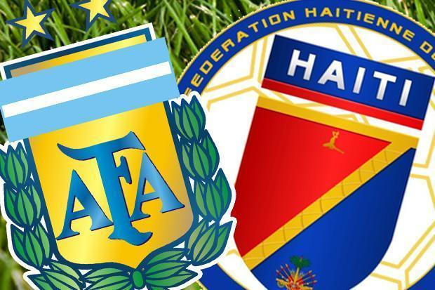 Argentina vs Haiti Full Match And Highlights 29 May 2018