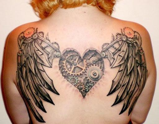 Steampunk amor pode voar