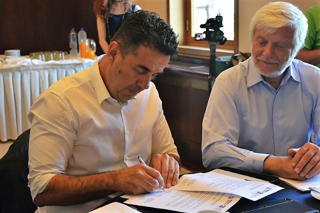 Το εμβληματικό έργο του λιμανιού του Ναυπλίου εξασφάλισε ο Τατούλης με προϋπολογισμό 5,5 εκατομμύρια ευρώ
