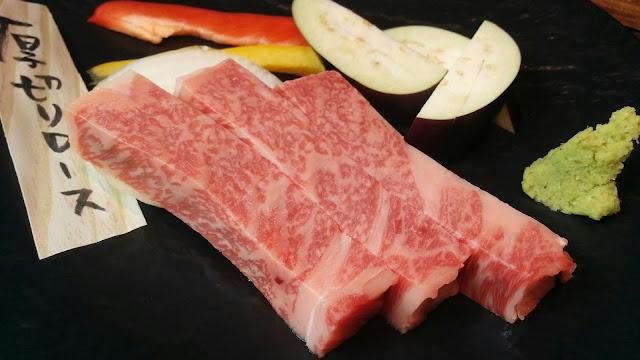 長崎県西海市焼き肉倶楽部の肉