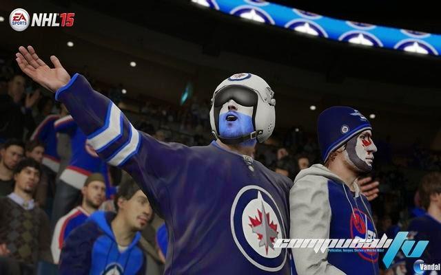NHL 15 Xbox 360 Región Free