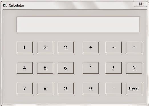 Simple Calculator Idle