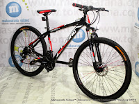 27.5 Inch Pacific Invert LX 21 Speed Mountain Bike