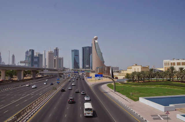 image about New Speed Limit on Major Roads on Dubai