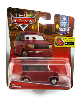 cars 2 vic vanley